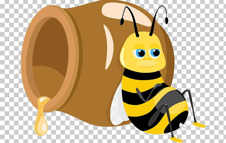 Bees To A Honeypot