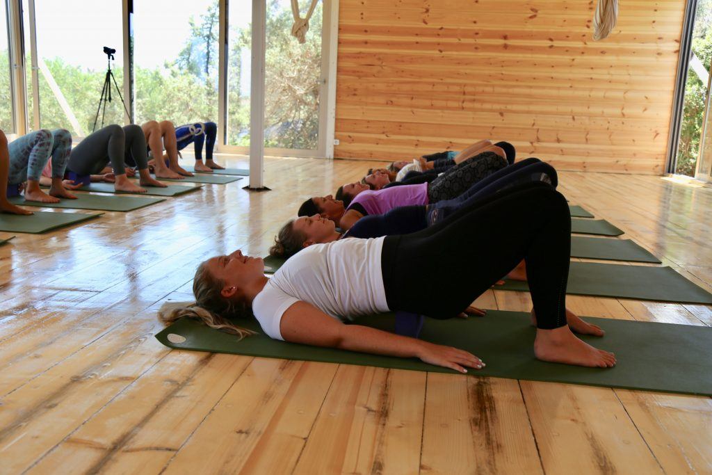 Yoga Retreat Center